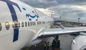 Airline Review Kuwait Airways