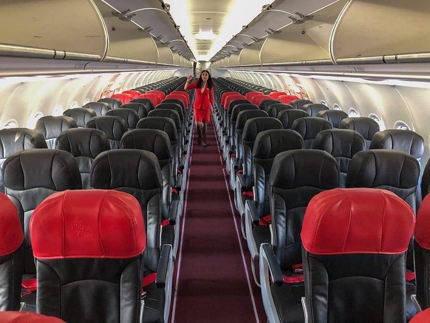 AirAsia Chiang Mai - Kuala Lumpur