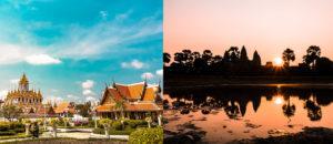 From Bangkok to Siem Reap
