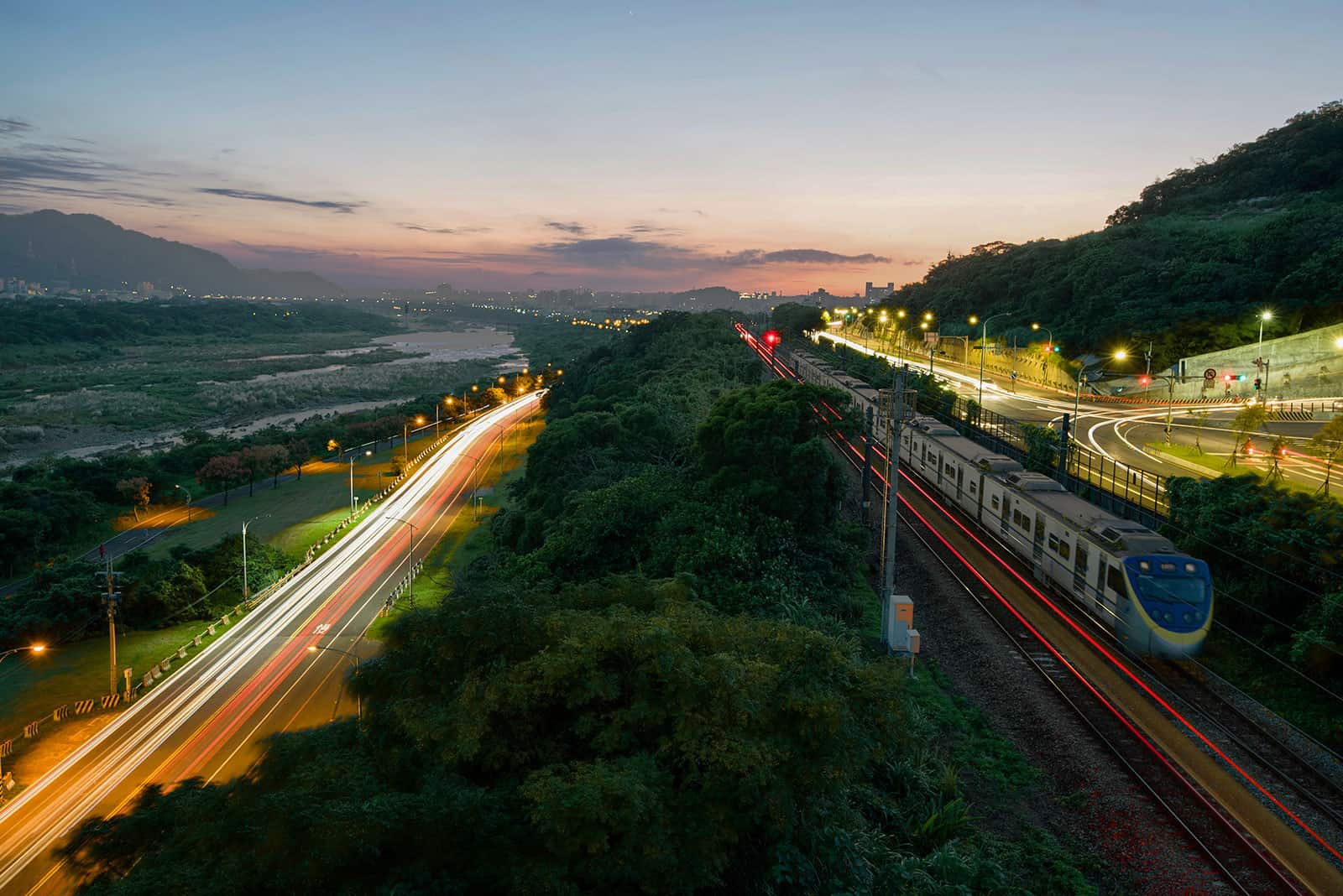 Taiwan High-Speed Rail Booking