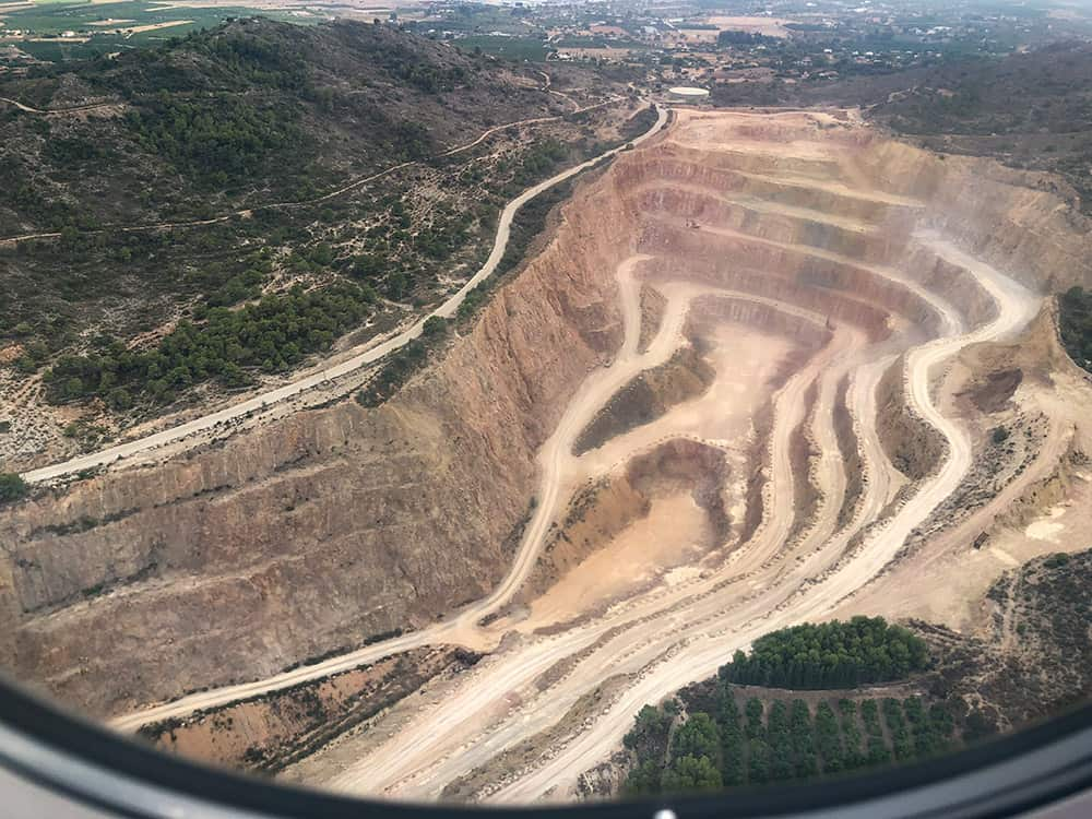 Big Hole in Spain